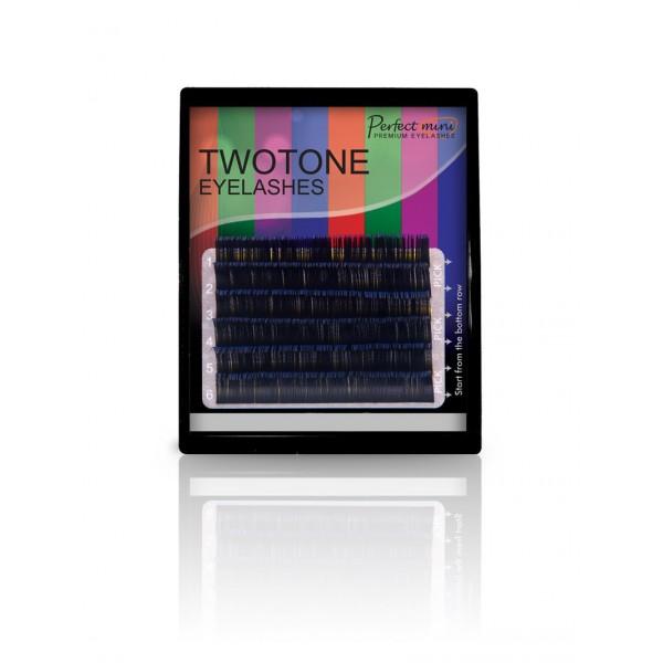 Rzęsy Two Tone