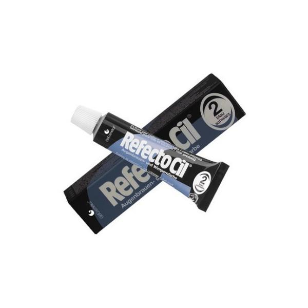 2.0 Czarno niebieska - RefectoCil Henna do brwi i rzęs