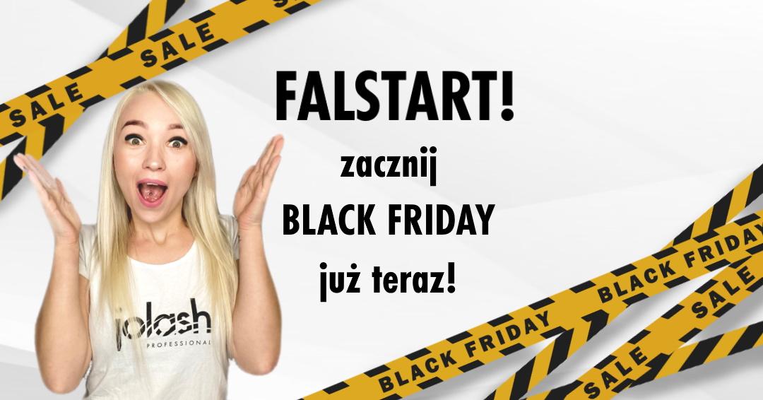 Zacznij Black friday już dzisiaj!