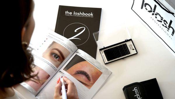 JoLash - eyelash extension training