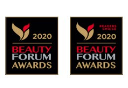 NAGRODA BEAUTY FORUM AWARDS 2020